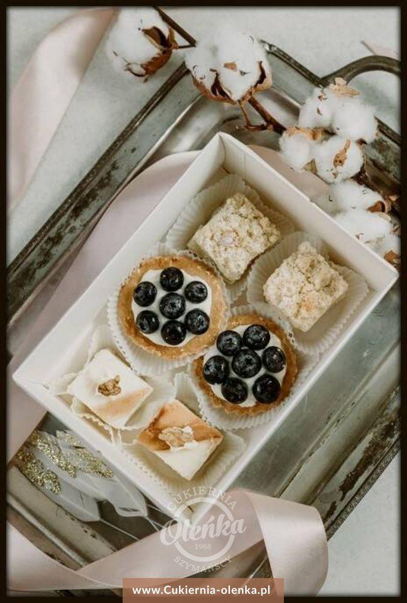 Ciasto weselne - podziękowanie dla Gości